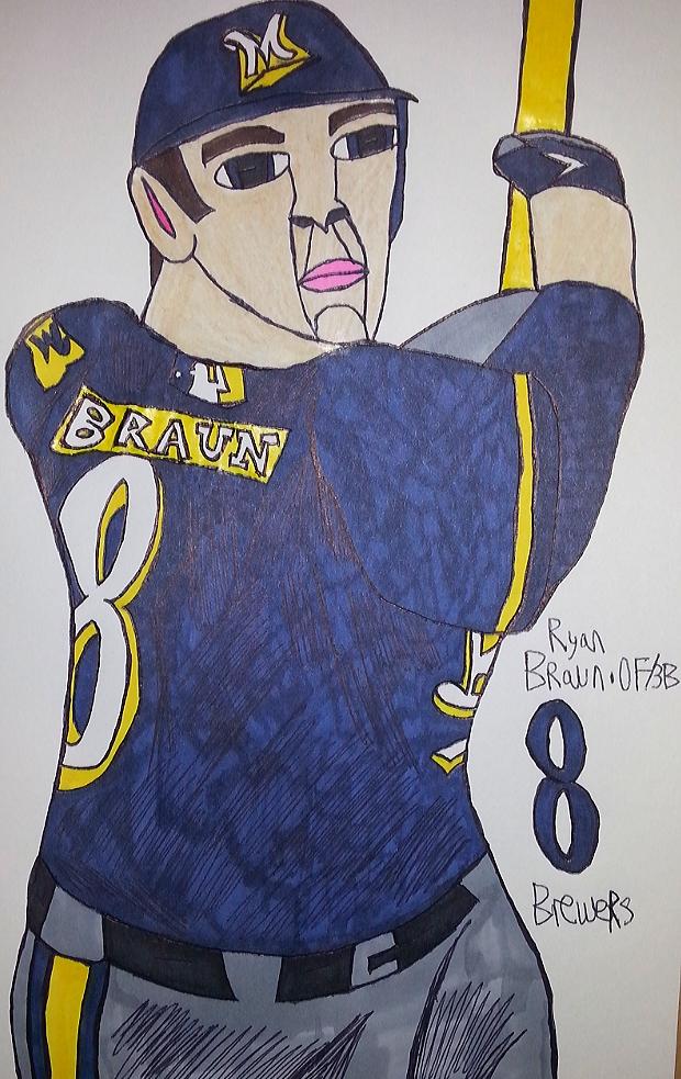 Ryan Braun par armattock